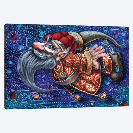 Magic Flight I Canvas Print #VMO102} by Victor Molev Art Print