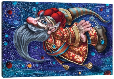 Magic Flight I Canvas Art Print