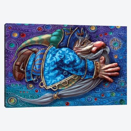 Magic Flight II Canvas Print #VMO103} by Victor Molev Art Print
