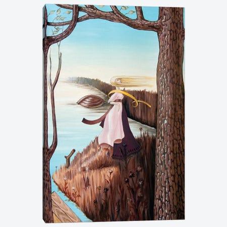 Chekhov Canvas Print #VMO13} by Victor Molev Canvas Artwork