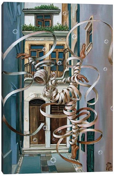 Coimbra Canvas Art Print