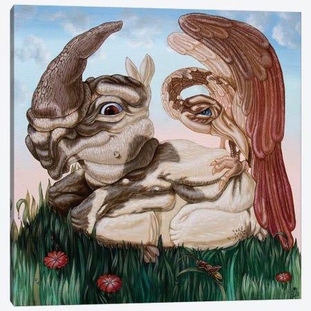 Dali Canvas Print #VMO17} by Victor Molev Canvas Print