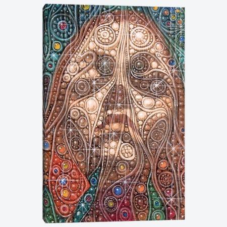 Decorative Portrait Canvas Print #VMO21} by Victor Molev Canvas Art Print