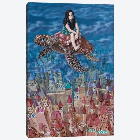Grand Travel Canvas Print #VMO37} by Victor Molev Canvas Art Print
