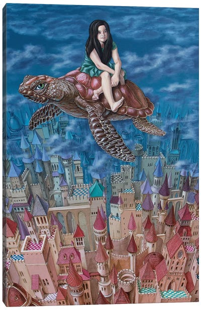 Grand Travel Canvas Art Print