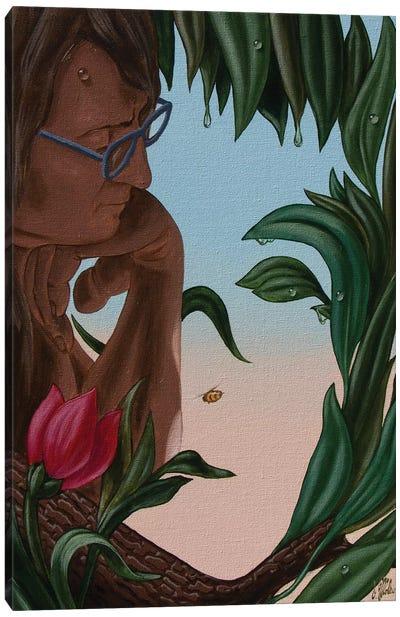 John Canvas Art Print