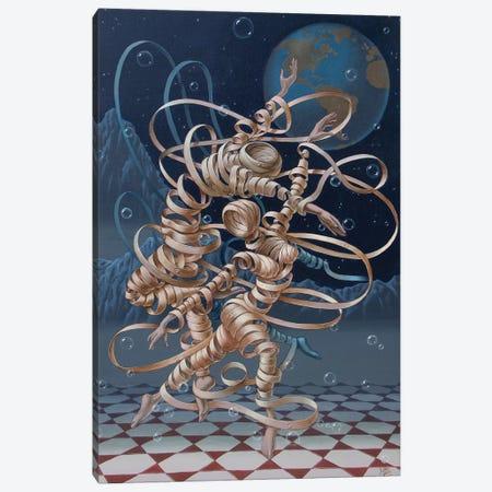 Lunar Ballet Canvas Print #VMO48} by Victor Molev Canvas Art Print