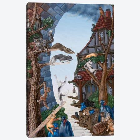 Andrew Lloyd Webber Canvas Print #VMO4} by Victor Molev Canvas Print