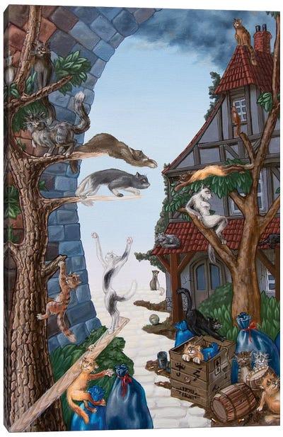 Andrew Lloyd Webber Canvas Art Print