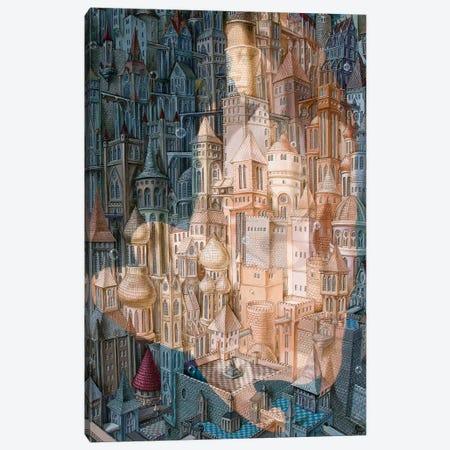 Reflection Canvas Print #VMO66} by Victor Molev Canvas Wall Art