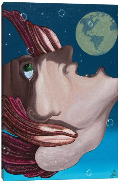 Ringo Canvas Art Print