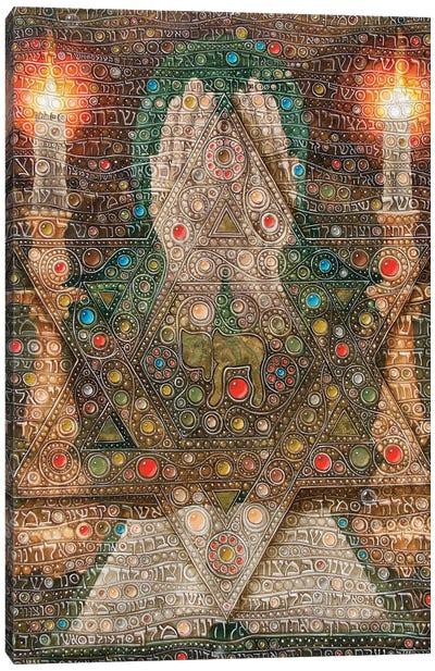 Shabat Canvas Art Print