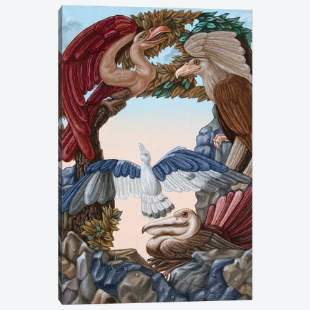 Beethoven Canvas Print #VMO8} by Victor Molev Canvas Art