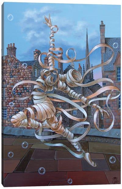 Edinburgh Canvas Art Print