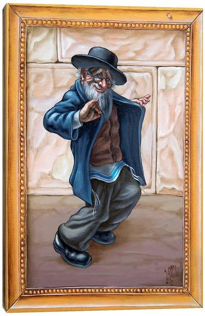 Freilahs Canvas Art Print