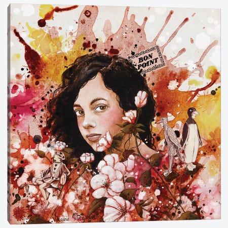 Serendipity Canvas Print #VMZ13} by Virginie Mazureau Canvas Print