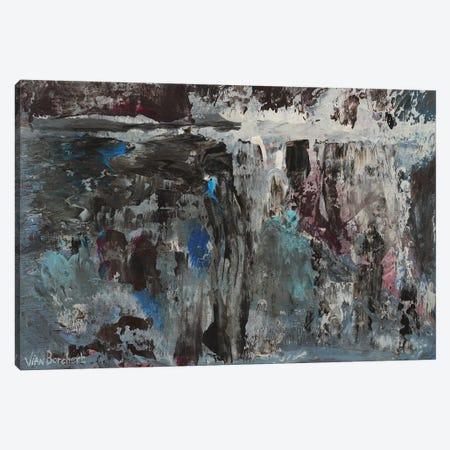 Lavender Canvas Print #VNB18} by Vian Borchert Canvas Art Print