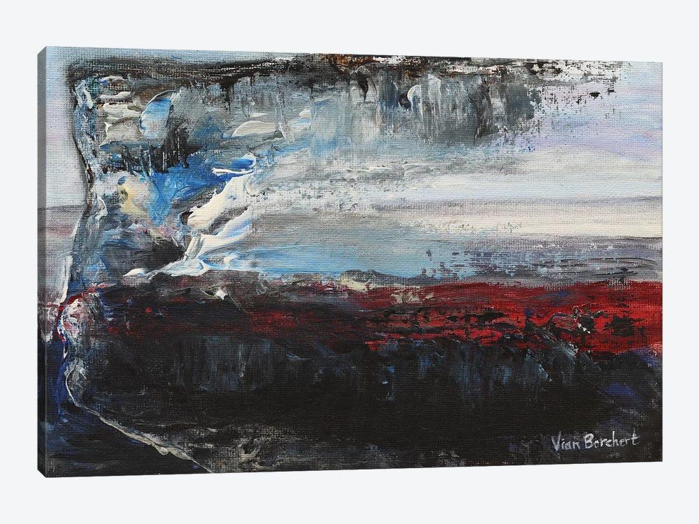 Abstract Love by Vian Borchert 1-piece Art Print