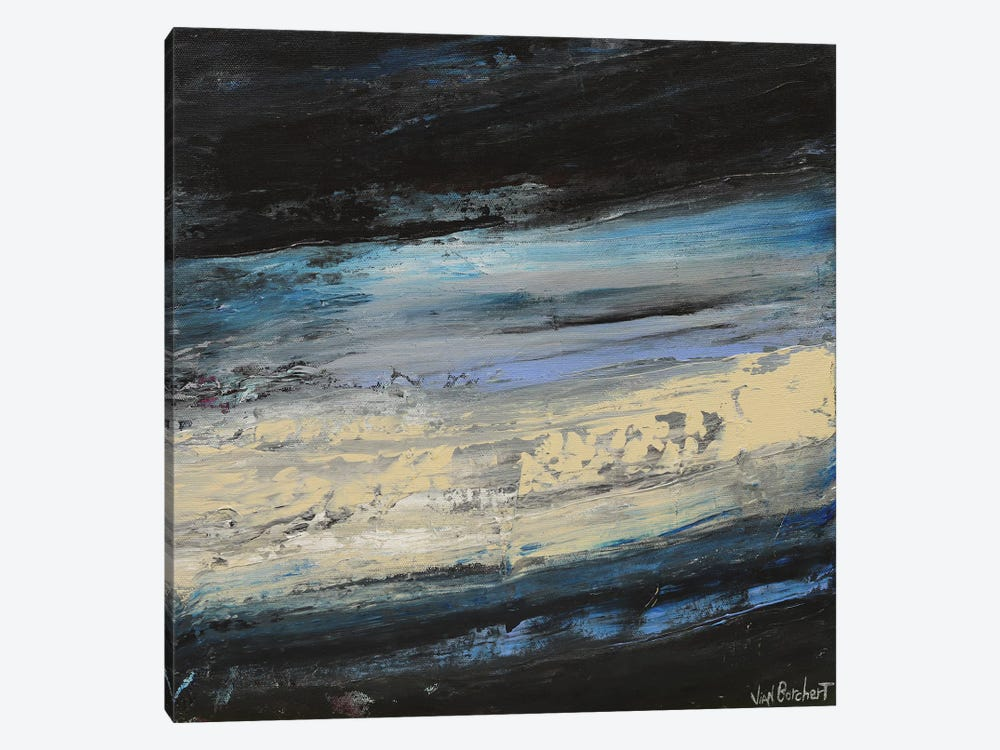 Sand by Vian Borchert 1-piece Canvas Artwork