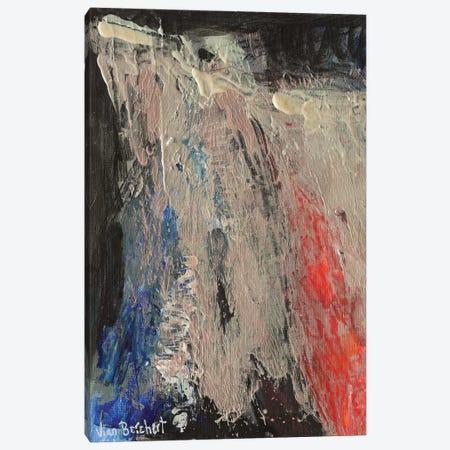 Silver Canvas Print #VNB28} by Vian Borchert Canvas Wall Art