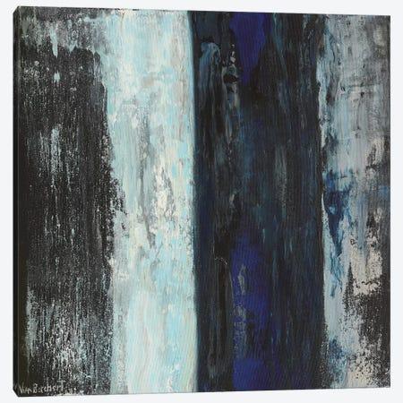 Stripes Canvas Print #VNB30} by Vian Borchert Art Print
