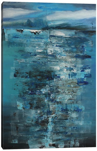 Water Canvas Art Print