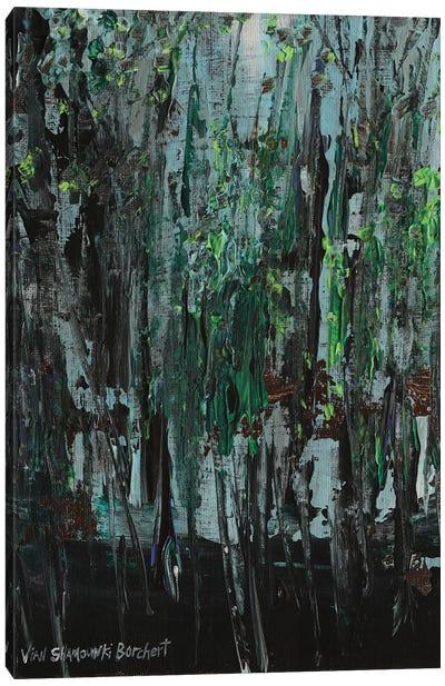 Deep Woods Canvas Art Print