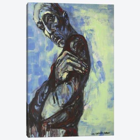 Man Canvas Print #VNB50} by Vian Borchert Canvas Print