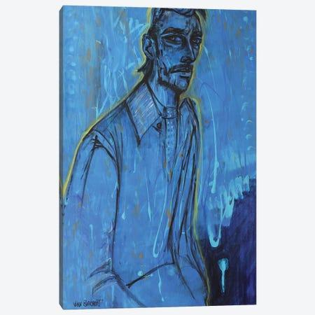 Man Of The Hour Canvas Print #VNB51} by Vian Borchert Art Print