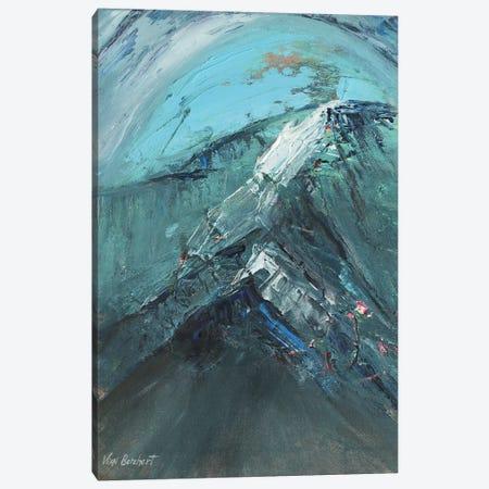 Out Of This World 3-Piece Canvas #VNB54} by Vian Borchert Canvas Artwork