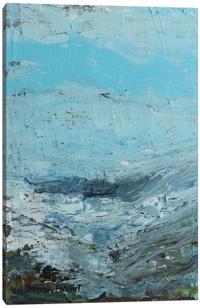 Overcast Canvas Art Print