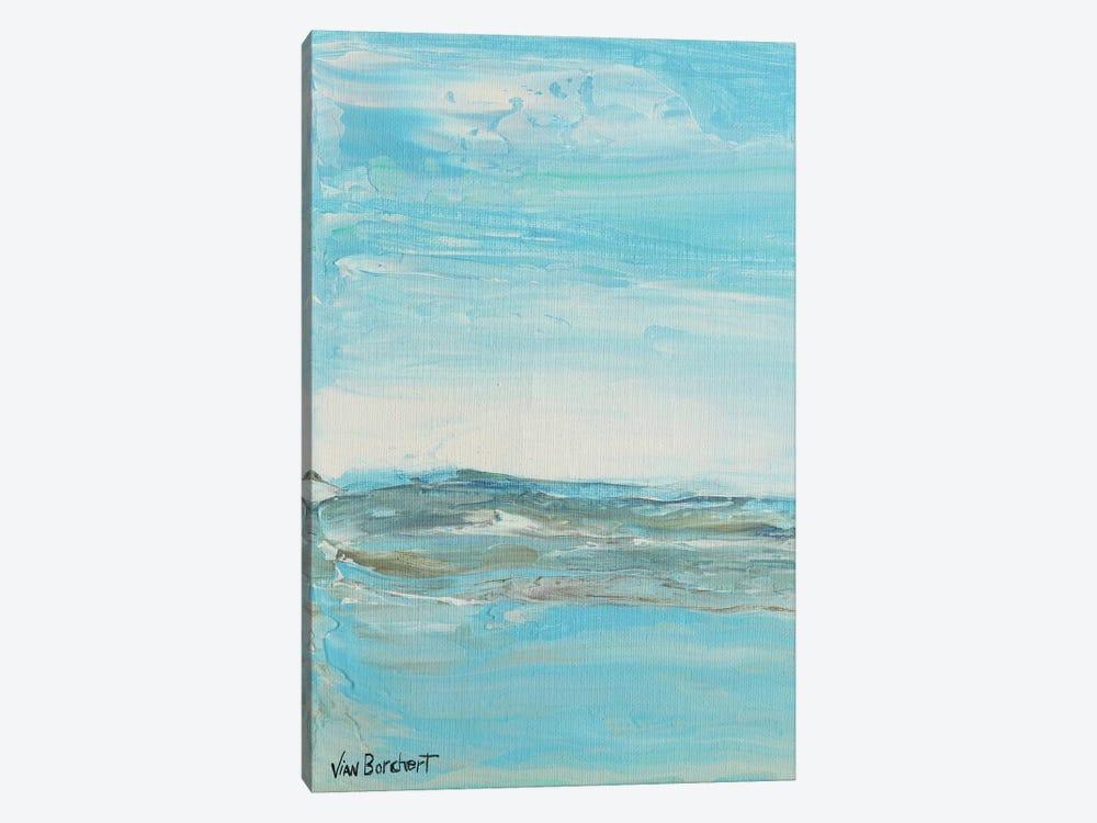 Summer Day by Vian Borchert 1-piece Canvas Artwork