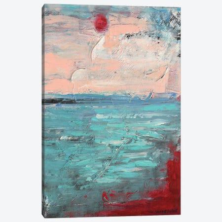 Sunset Canvas Print #VNB65} by Vian Borchert Canvas Print