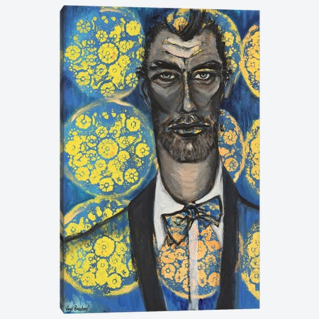 The Matador Canvas Print #VNB67} by Vian Borchert Canvas Art Print