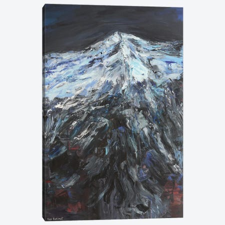 Big Snow Mountain Canvas Print #VNB7} by Vian Borchert Canvas Print