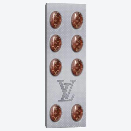 LV Pills Canvas Print #VNC103} by Alexandre Venancio Canvas Print