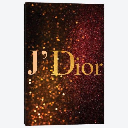 J'Dior Canvas Print #VNC114} by Alexandre Venancio Canvas Art Print