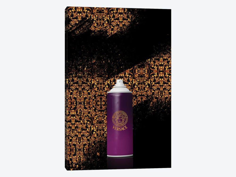 Spray Versace by Alexandre Venancio 1-piece Canvas Art