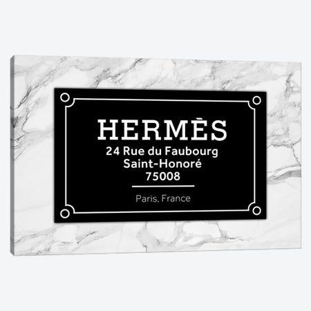 Hermes Paris Canvas Print #VNC121} by Alexandre Venancio Art Print