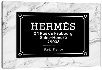 Hermes Paris Canvas Art Print