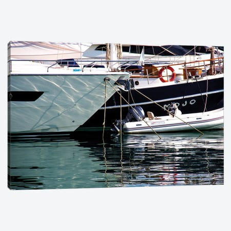 Canary Islands Sailling Canvas Print #VNC15} by Alexandre Venancio Canvas Print