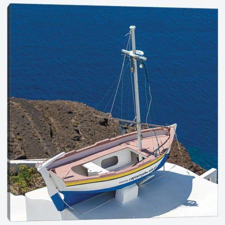 The Boat Canvas Print #VNC177} by Alexandre Venancio Canvas Print