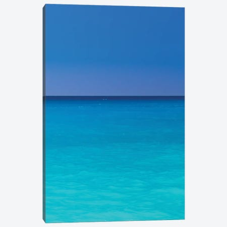 Shades Of Blue 3-Piece Canvas #VNC183} by Alexandre Venancio Art Print