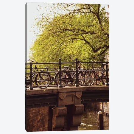 Amsterdam Bridge Canvas Print #VNC188} by Alexandre Venancio Art Print