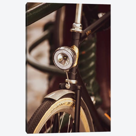 Bike Detail Canvas Print #VNC192} by Alexandre Venancio Canvas Wall Art