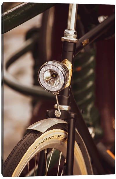 Bike Detail Canvas Art Print
