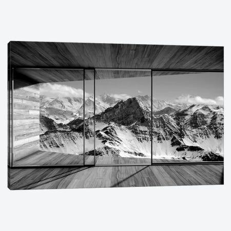 Mont Blanc Canvas Print #VNC211} by Alexandre Venancio Canvas Print