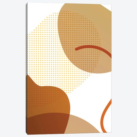 Graphic Composition I Canvas Print #VNC252} by Alexandre Venancio Canvas Art Print