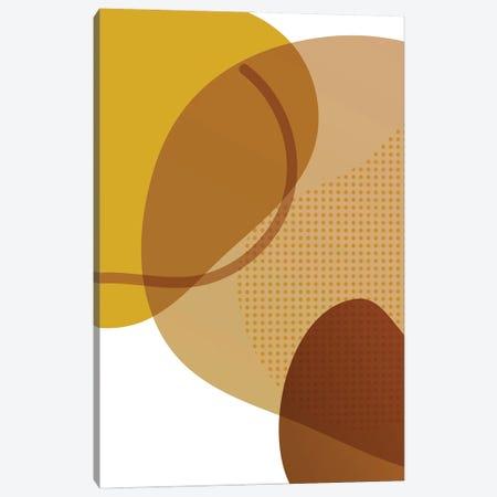 Graphic Composition II Canvas Print #VNC253} by Alexandre Venancio Canvas Print