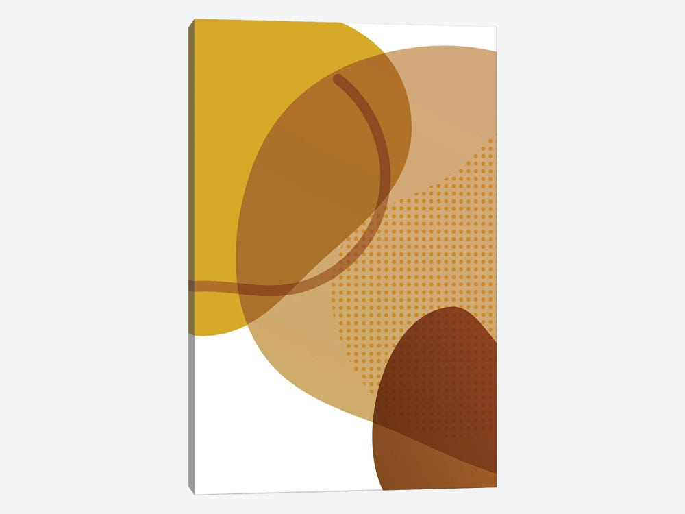 Graphic Composition II by Alexandre Venancio 1-piece Canvas Artwork